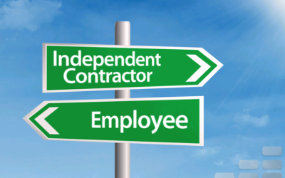 Employee VS Independent Contractor?
