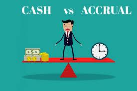Cash Vs Accrual Basis of Accounting