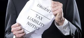 What to do if you can't pay your tax liability.